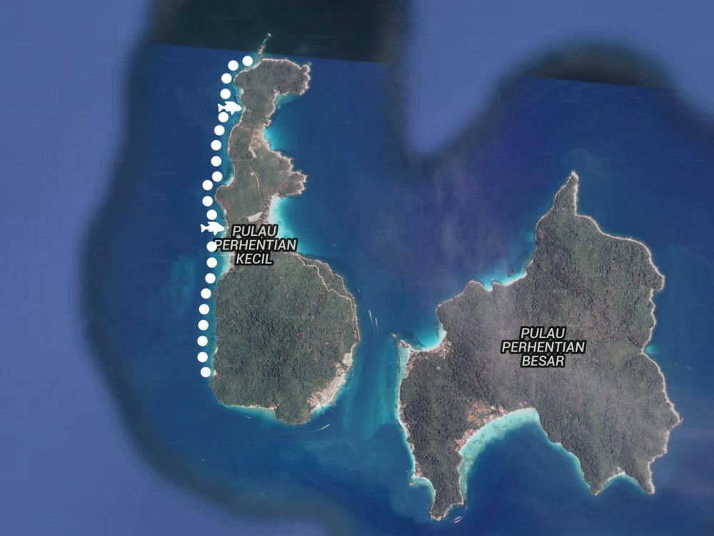 perhentian snorkel1