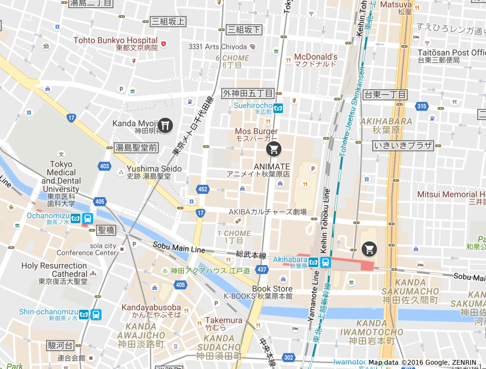 mapa-akihabara