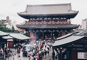 ASAKUSA & SUMIDA, TOKYO