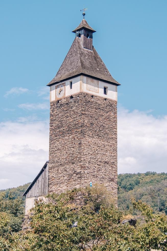 pajuska-na-cestach-hardegg-rakousko